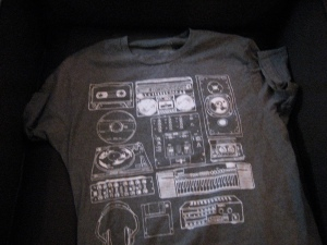 Exhibit B: Trendy t-shirt